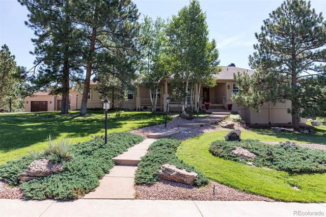 5458 Fox Sparrow Road, Parker, CO 80134 (#2358077) :: The Margolis Team