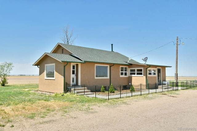 33649 Highway 52, Keenesburg, CO 80643 (MLS #2358283) :: Kittle Real Estate