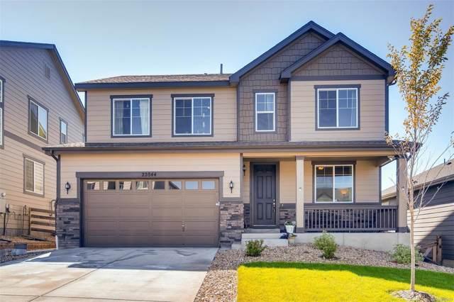22844 E Layton Avenue, Aurora, CO 80015 (#2358314) :: Mile High Luxury Real Estate
