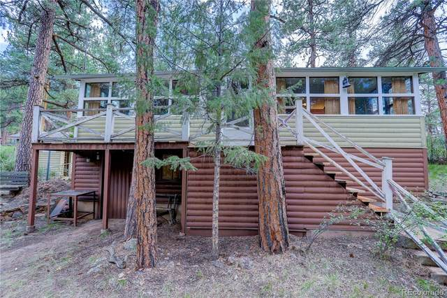 21534 County Road 126, Pine, CO 80470 (MLS #2358963) :: 8z Real Estate