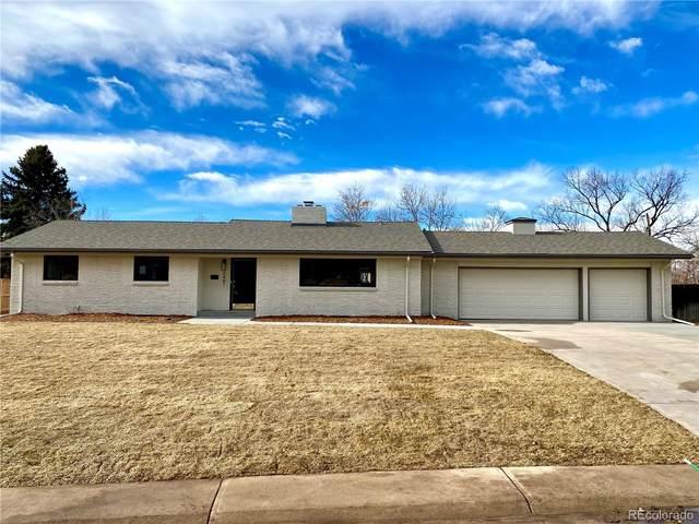 2481 S Ivanhoe Place, Denver, CO 80222 (#2359117) :: The Dixon Group