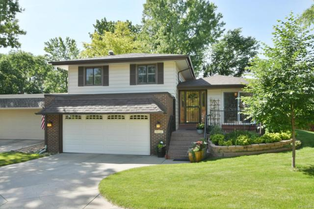7424 W Cedar Circle, Lakewood, CO 80226 (#2359150) :: The Griffith Home Team