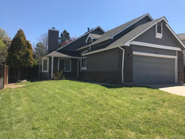 11638 Laurel Lane, Parker, CO 80138 (MLS #2359193) :: 8z Real Estate