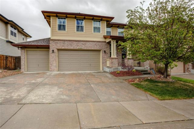 10260 Ouray Street, Commerce City, CO 80022 (#2359392) :: The Peak Properties Group