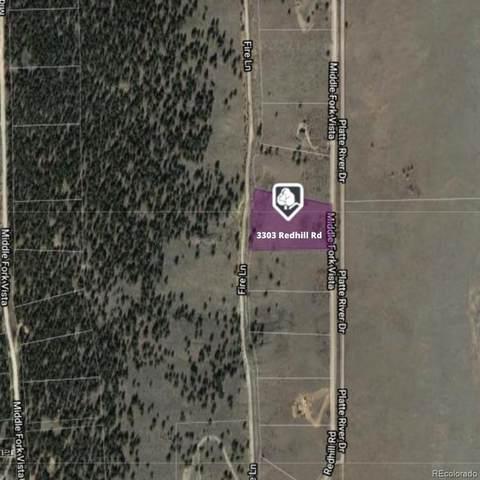 3303 Redhill Road, Fairplay, CO 80440 (MLS #2359401) :: Find Colorado