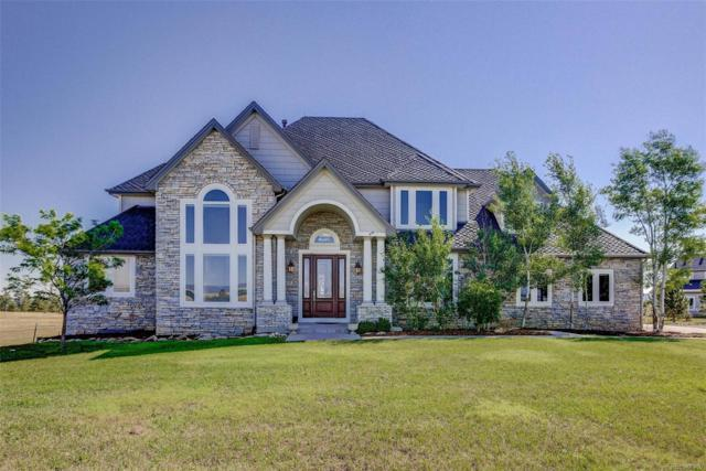 1186 E Rim Road, Franktown, CO 80116 (MLS #2359823) :: 8z Real Estate
