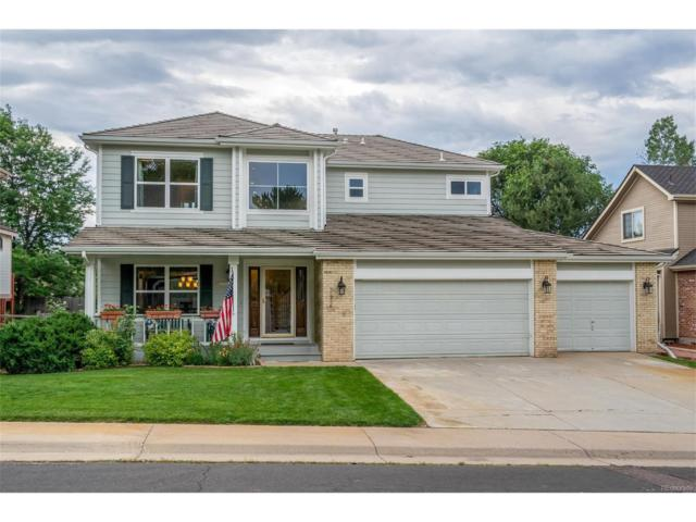 3436 E Euclid Place, Centennial, CO 80121 (MLS #2359893) :: 8z Real Estate