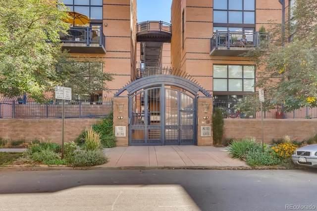 930 Acoma Street #110, Denver, CO 80204 (#2359936) :: Portenga Properties - LIV Sotheby's International Realty