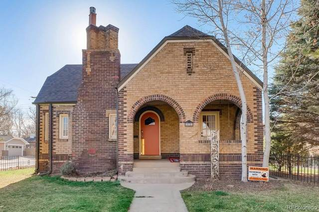 695 S Gaylord Street, Denver, CO 80209 (#2360194) :: Re/Max Structure