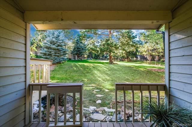 2281 Augusta Drive, Evergreen, CO 80439 (#2360255) :: iHomes Colorado