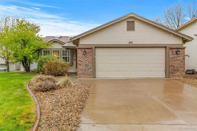 495 Ridgeglen Way, Highlands Ranch, CO 80126 (#2360378) :: Mile High Luxury Real Estate