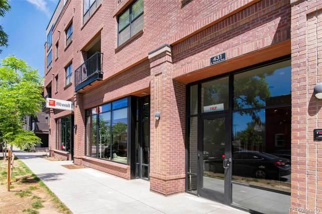431 E Bayaud Avenue R-207, Denver, CO 80209 (#2360379) :: Re/Max Structure
