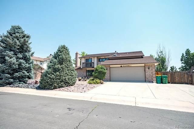 8198 S Yukon Street, Littleton, CO 80128 (#2360415) :: Bring Home Denver with Keller Williams Downtown Realty LLC