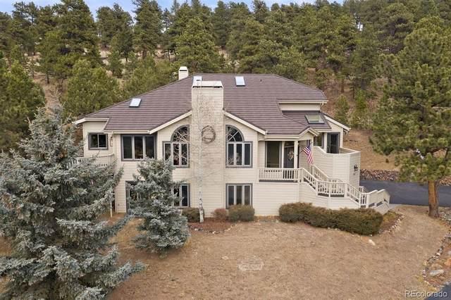 30943 Buttermilk Court, Evergreen, CO 80439 (#2360685) :: Finch & Gable Real Estate Co.