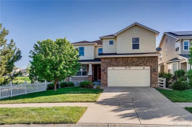 1306 S Duquesne Circle, Aurora, CO 80018 (#2360711) :: Wisdom Real Estate