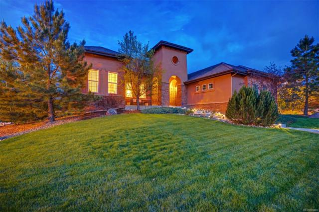 5626 Vistancia Drive, Parker, CO 80134 (#2360920) :: Wisdom Real Estate