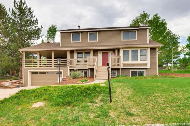7366 E Windlawn Way, Parker, CO 80134 (#2361205) :: Briggs American Properties