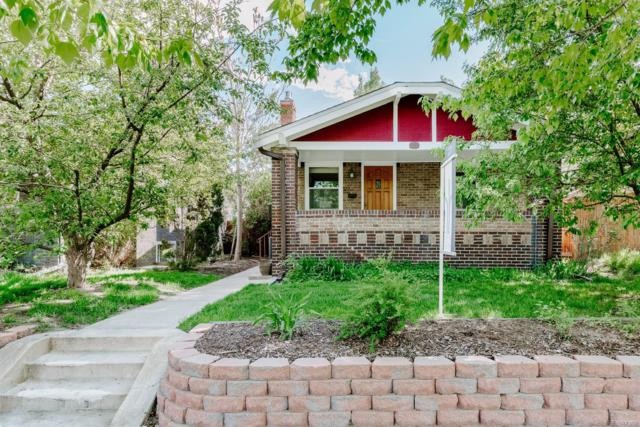 3338 W 36th Avenue, Denver, CO 80211 (MLS #2361234) :: 8z Real Estate