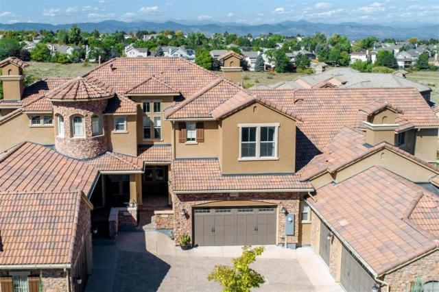 9553 Firenze Way, Highlands Ranch, CO 80126 (#2361265) :: The City and Mountains Group