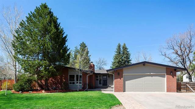 5415 W Caryl Place, Littleton, CO 80128 (#2361436) :: The Gilbert Group
