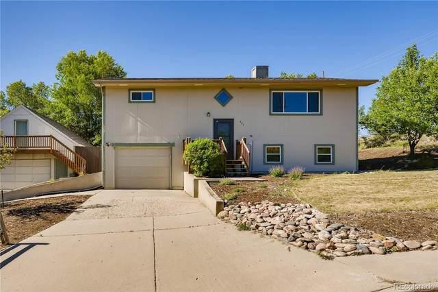 925 W Jackson Street, Colorado Springs, CO 80907 (#2361985) :: Mile High Luxury Real Estate