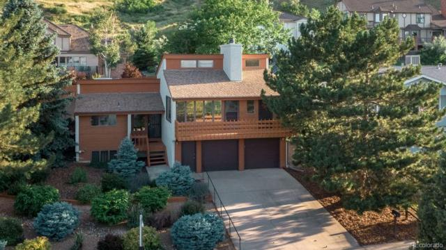14442 W Center Drive, Lakewood, CO 80228 (#2362183) :: Mile High Luxury Real Estate