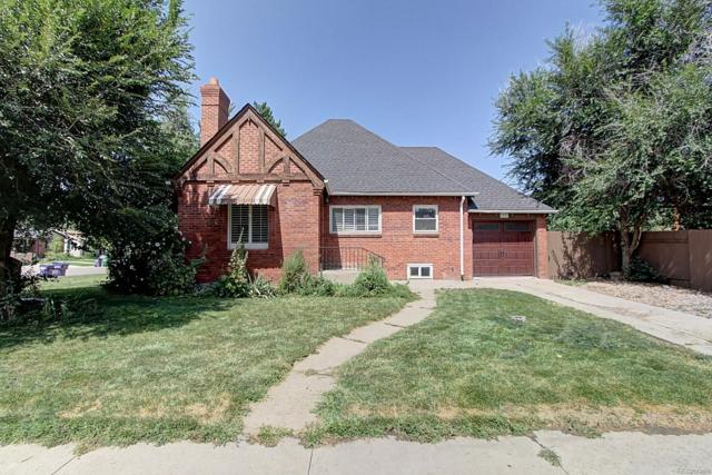 6301 E 8th Avenue, Denver, CO 80220 (#2362407) :: Ben Kinney Real Estate Team