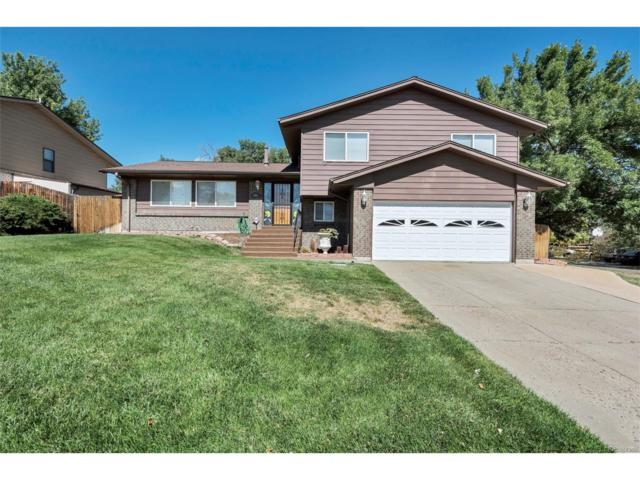13437 W Montana Place, Lakewood, CO 80228 (#2362591) :: The Griffith Home Team