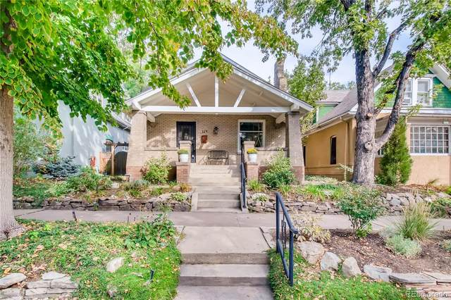 164 S Lafayette Street, Denver, CO 80209 (#2362619) :: Mile High Luxury Real Estate