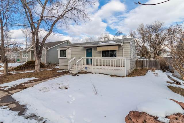 4840 S Sherman Street, Englewood, CO 80113 (MLS #2362637) :: Bliss Realty Group