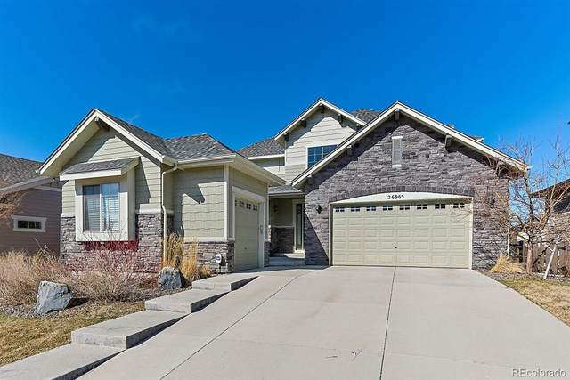 26965 E Costilla Drive, Aurora, CO 80016 (MLS #2362683) :: 8z Real Estate