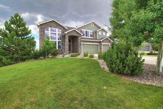 4780 Nighthorse Court, Parker, CO 80134 (#2363216) :: The DeGrood Team