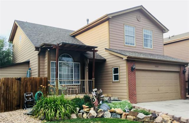 5885 E 122nd Place, Brighton, CO 80602 (#2363349) :: The Pete Cook Home Group