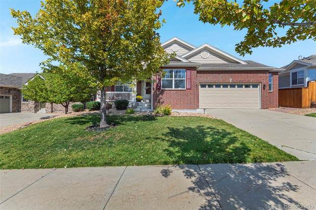 23681 E Whitaker Drive, Aurora, CO 80016 (MLS #2363740) :: Kittle Real Estate