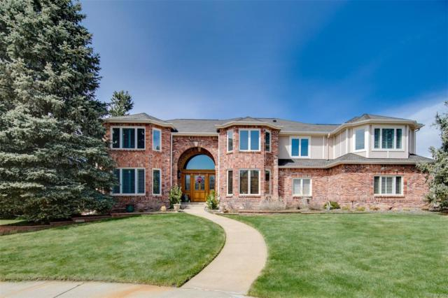 8 Red Tail Drive, Highlands Ranch, CO 80126 (#2363815) :: The Galo Garrido Group