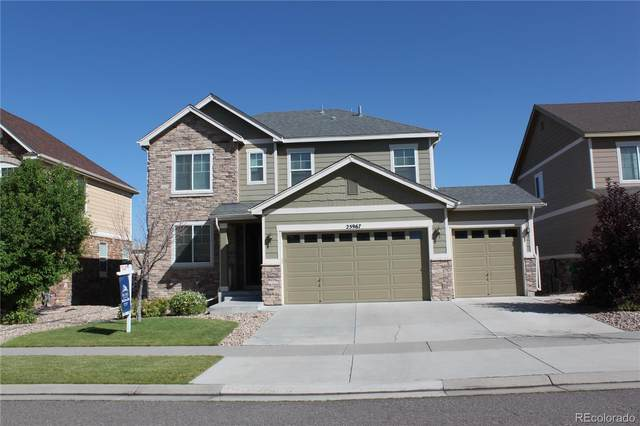 25967 E Frost Circle, Aurora, CO 80016 (#2363867) :: The DeGrood Team