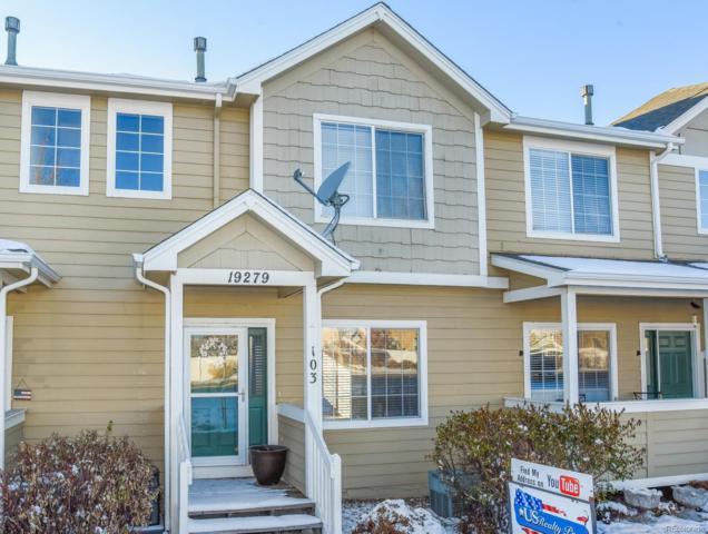 19279 E Carolina Place #103, Aurora, CO 80017 (#2364271) :: My Home Team