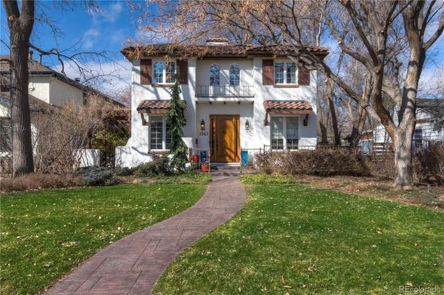 2563 S Milwaukee Street, Denver, CO 80210 (MLS #2364276) :: 8z Real Estate