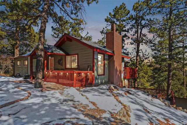22478 Shawnee Road, Indian Hills, CO 80454 (MLS #2364316) :: 8z Real Estate
