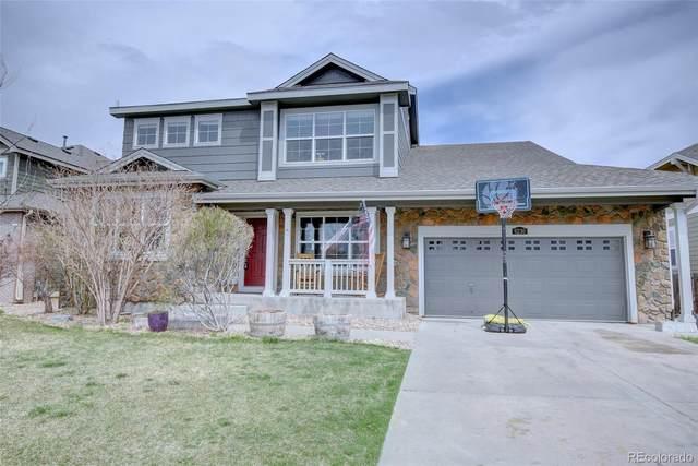 6230 S Newbern Way, Aurora, CO 80016 (#2364730) :: Mile High Luxury Real Estate