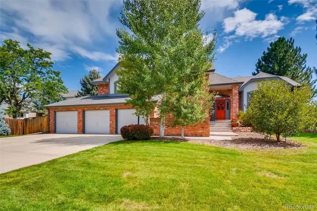 5956 Blue Sage Way, Littleton, CO 80123 (#2364760) :: Bring Home Denver with Keller Williams Downtown Realty LLC