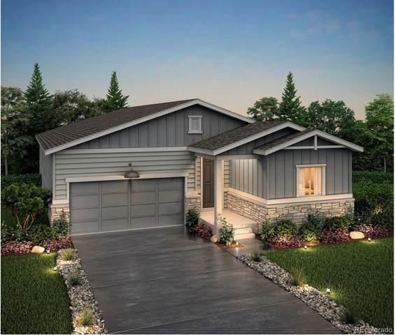 4633 Colliers Reserve Circle, Elizabeth, CO 80107 (#2364787) :: The Harling Team @ Homesmart Realty Group