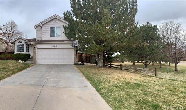 16349 Hedgeway Drive, Parker, CO 80134 (#2364828) :: Bring Home Denver with Keller Williams Downtown Realty LLC