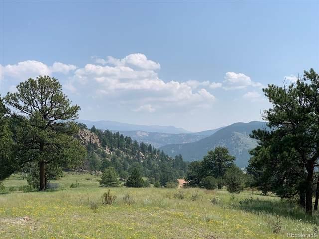 1543 High Chateau Road, Florissant, CO 80816 (#2365009) :: Symbio Denver