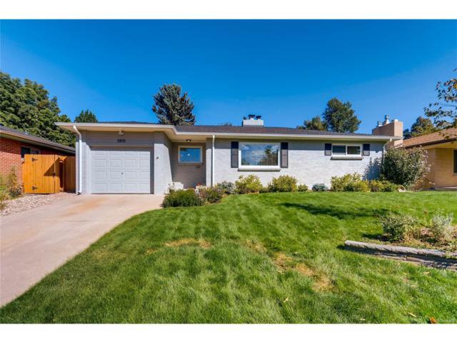 2810 S Franklin Street, Denver, CO 80210 (#2365020) :: Wisdom Real Estate