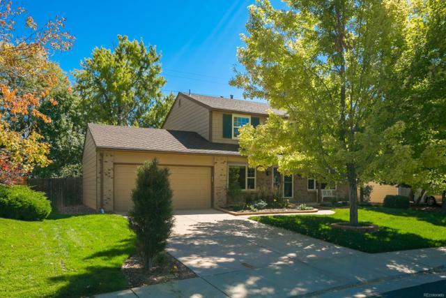 7146 S Hudson Circle, Centennial, CO 80122 (#2365121) :: House Hunters Colorado