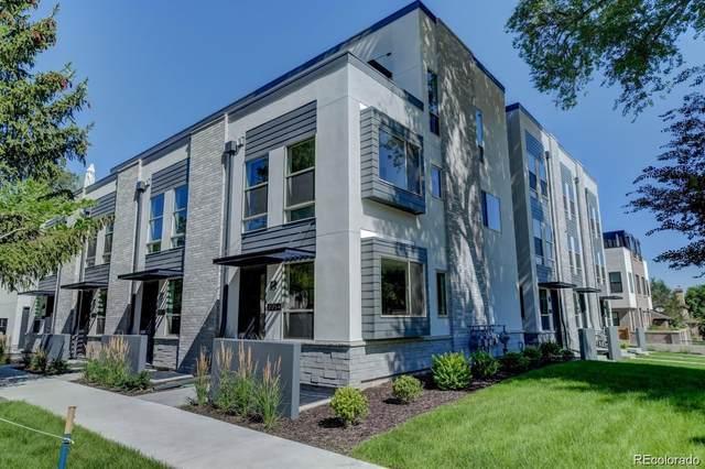 3875 E 4th Avenue #1, Denver, CO 80206 (#2365400) :: Sultan Newman Group
