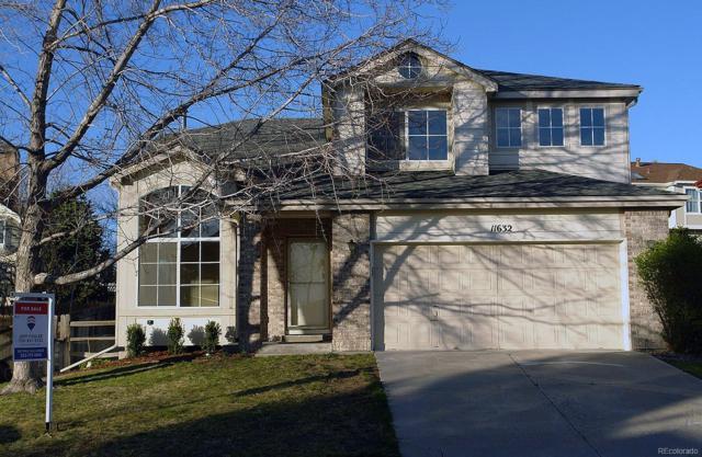 11632 Laurel Lane, Parker, CO 80138 (#2365647) :: The Pete Cook Home Group