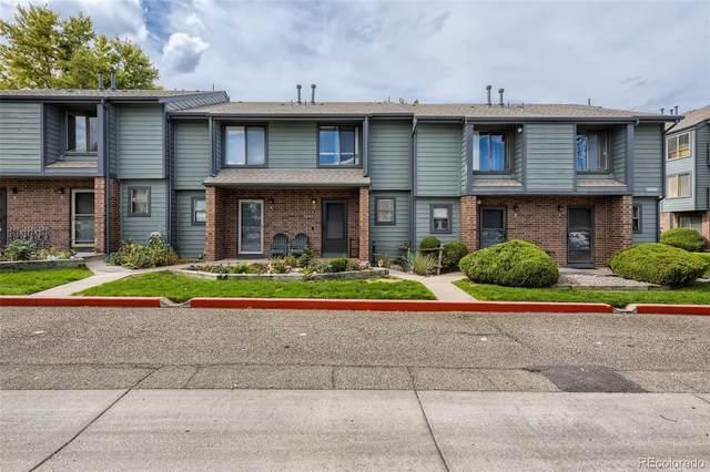 3528 S Depew Street #3, Lakewood, CO 80235 (MLS #2365660) :: Keller Williams Realty