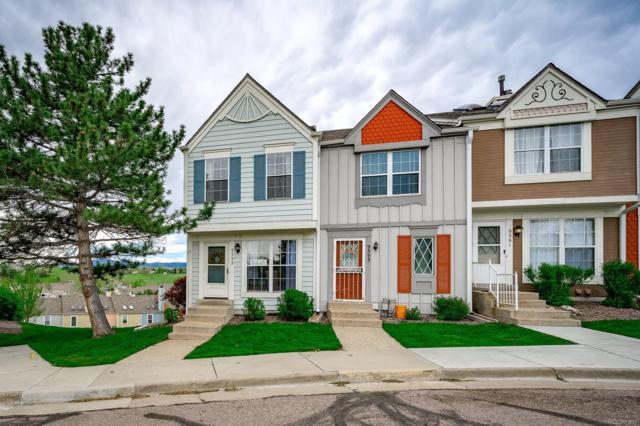 9395 W Ontario Drive, Littleton, CO 80128 (MLS #2365672) :: 8z Real Estate